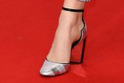 Natalie Dormer Evening Pumps