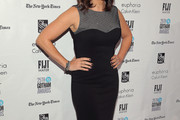Mariska Hargitay Form-Fitting Dress