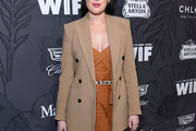 Rumer Willis Blazer