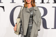 Kate Garraway Wool Coat