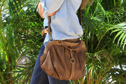 Indiana Evans Cross Body Tote