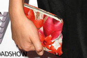 Kate Jenkinson Printed Clutch