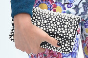 Alice Dellal Beaded Clutch