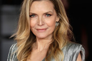 Michelle Pfeiffer Feathered Flip
