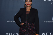 Tracee Ellis Ross Cropped Jacket