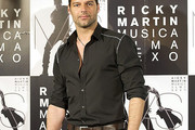 Ricky Martin Button Down Shirt