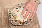 Jessie Mueller Beaded Clutch