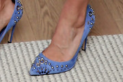Carrie Underwood Studded Heels