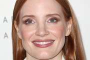 Jessica Chastain Long Straight Cut