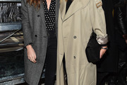 Kate Moss Trenchcoat