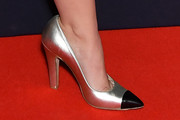 Lily-Rose Depp Evening Pumps