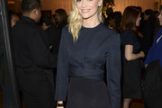 Jaime King Cropped Jacket