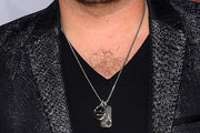 Jason Aldean Dog Tag Necklace