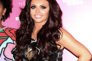 Jesy Nelson Long Curls