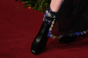Ellie Bamber Ankle Boots