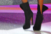 Grace Jones Mid-Calf Boots