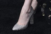 Millie Bobby Brown Evening Pumps