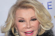 Joan Rivers Short Wavy Cut