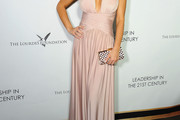 Joanna Krupa Evening Dress