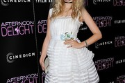 Juno Temple Cocktail Dress