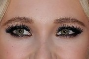 Juno Temple False Eyelashes