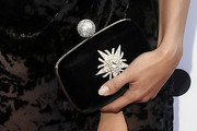 Adriana Lima Beaded Clutch