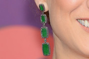 Kate Walsh Dangling Gemstone Earrings