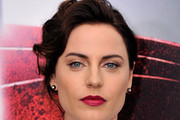 Antje Traue Pinned Up Ringlets