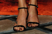 Charlize Theron Evening Sandals