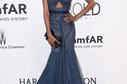 Jourdan Dunn Mermaid Gown