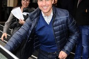 Tom Cruise Puffa Jacket