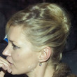 Kate Moss French Twist