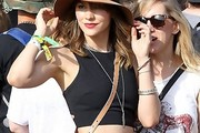 Katharine McPhee Crop Top