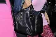 Katie Price Oversized Satchel