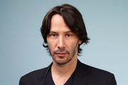 Keanu Reeves Medium Straight Cut