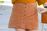Busy Philipps Mini Skirt