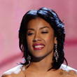 Keyshia Cole Medium Wavy Cut