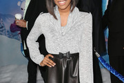 China McClain Cowl Neck Top