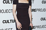 Kyra Sedgwick Print Dress
