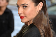 Gal Gadot Long Straight Cut