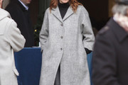 Lea Drucker Wool Coat