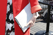 Lake Bell Oversized Clutch