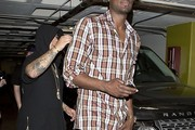 Lamar Odom Button Down Shirt