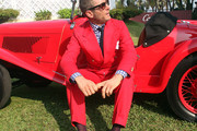 Lapo Elkann Men's Suit
