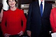 Laura Bush Loose Blouse