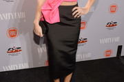 Laura Vandervoort Pencil Skirt