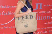 Lauren Bush Canvas Tote