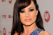 Lisa Ann Half Up Half Down