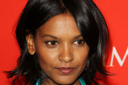 Liya Kebede Medium Straight Cut