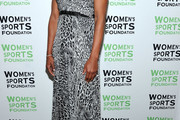 Tamika Catchings One Shoulder Dress